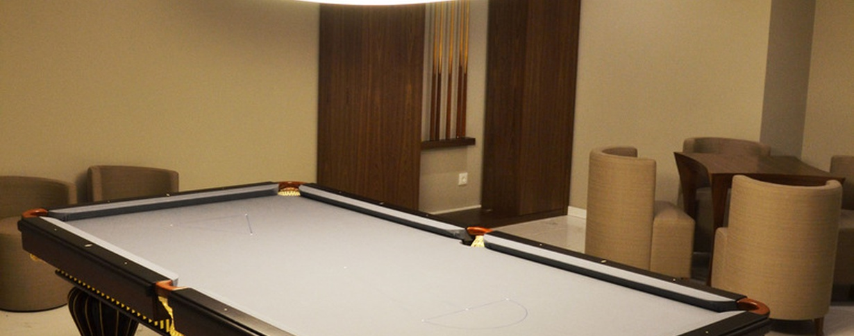 Billards do Parque Hotel en Braga