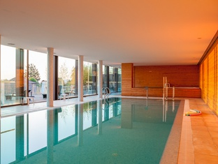 INDOOR SWIMMING POOL do Templo Hotel en Braga