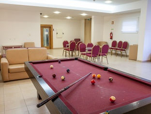 GAMES ROOM do Lago Hotel en Braga