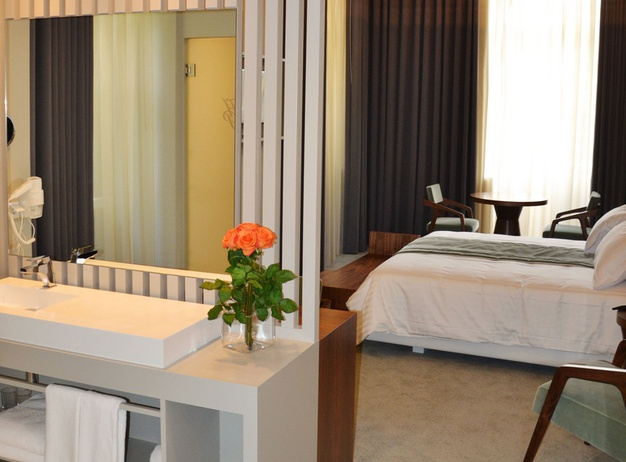 Room do Parque Hotel en Braga
