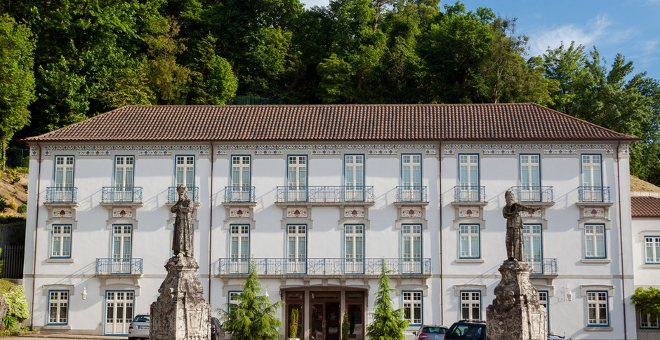 24-HOUR RECEPTION do Templo Hotel en Braga
